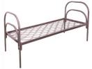 Кровати с пружинами, со сварными сетками или со спинками из ДСП
