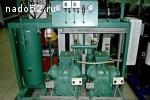 Централь на базе компрессоров Bitzer