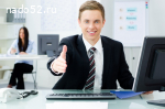 Вакансия : Помощник администратора с возможностями роста по карьере